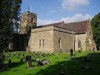 Chilvers Coton Church. Photograph by Aidan McRae Thomson